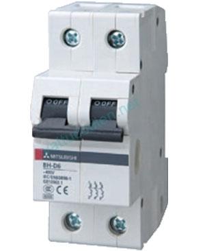 Aptomat MCB 2P (25A-32A) 10kA