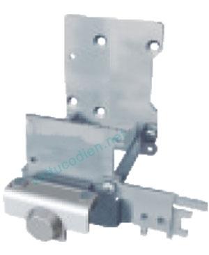 Khóa Cylinder với chìa khóa