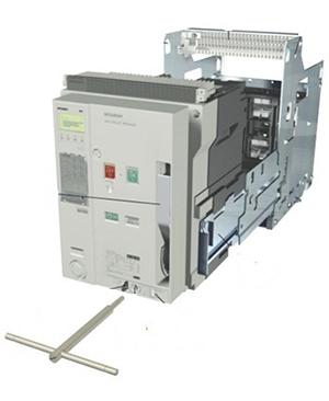 Máy cắt không khí kiểu kéo ngoài (drawout) ACB AE-SW