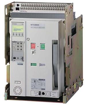 Máy cắt không khí kiểu cố định (fixed) ACB AE-SW