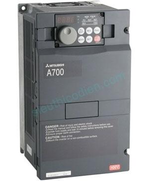 Biến tần A700 3 pha 200-240V FR-A720