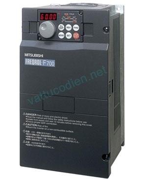 Biến tần F700 3 pha 200-240V FR-F720
